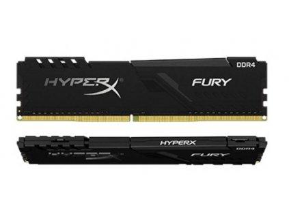 32GB DDR4-3733MHz CL19 HyperX Fury, 2x16GB
