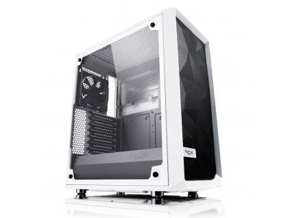 Fractal Design Meshify C bílá (okno TG)