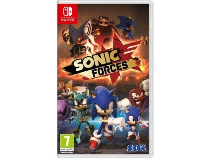 NS - Sonic Forces