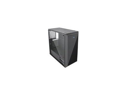 AKY AKY015BK Akyga Midi ATX herní PC skříň AKY015BK USB 3.0, Plexi Window, bez PSU