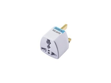 AKY AK-AD-59 Akyga Travel Adapter AC AK-AD-59 US / AU / UE to UK white