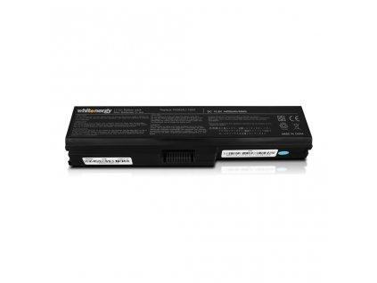 WE baterie EcoLine Toshiba PA3634 PA3636 10.8V 4400mAh