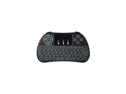 SAVIO KW-01 SAVIO KW-01 Bezdrátová klávesnice Android TV Box, Smart TV, PS3, XBOX360, PC