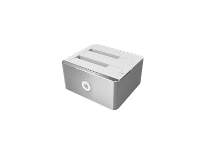 UNITEK Y-3027 Unitek Y-3027 dokovací stanice dual HDD USB-C, funkce klonování offline