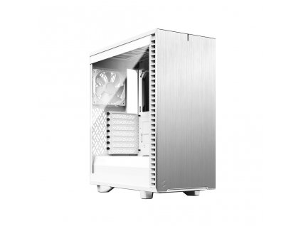 Fractal Design Define 7 Compact White TG Clear