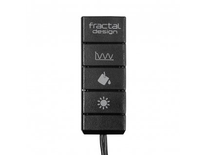 Fractal Design Adjust R1 RGB Fan controller černý