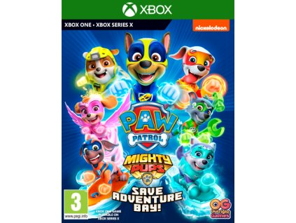 XOne/XSX - Paw Patrol: Mighty Pups Save Adven. Bay