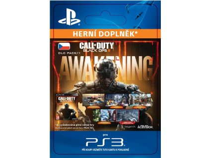 ESD - PS3 - Call of Duty®: Black Ops III - Awakening DLC