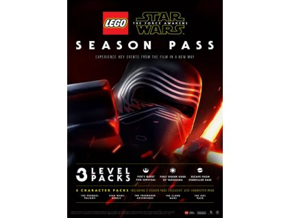 ESD - PS3 - LEGO® Star Wars: The Force Awakens Season Pass