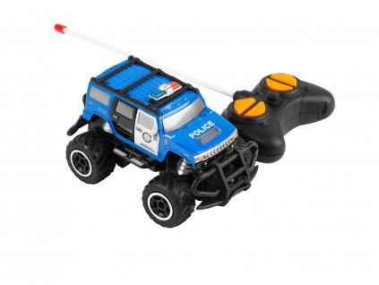 Ugo Police - auto na dálkové ovládání 1:43, 10 km/h
