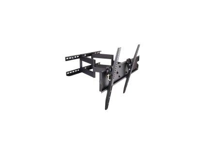 TECHLY 301429 Techly nástěnný držák pro TV LCD/LED/PDP 23-55 70kg VESA nastavitelný černý