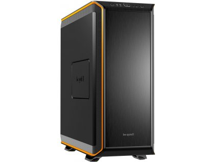 Be quiet! skříň DARK BASE 900 / BigT/ bez zdroje / 2x USB2.0 + 2x USB3.0 / oranžová