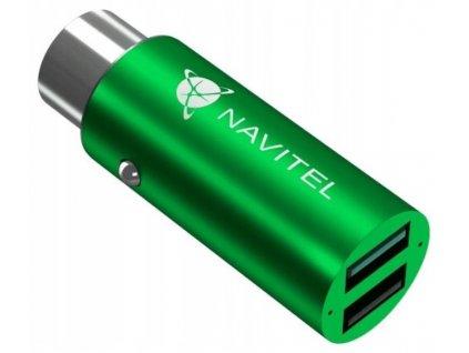 Nabíječka NAVITEL UC322 - neoriginální
