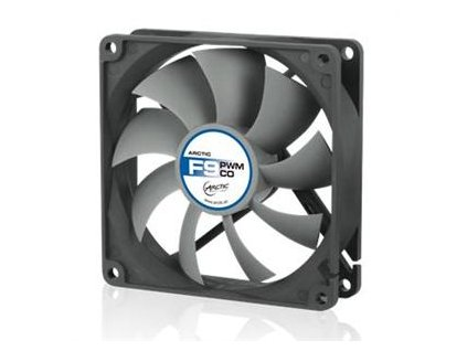 ARCTIC Fan F9 PWM CO Continuous Operation