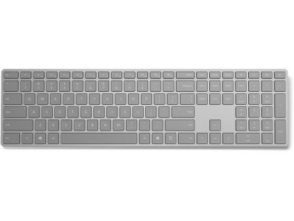 Microsoft Surface Keyboard Sling Bluetooth 4.0 (Gray), ENG