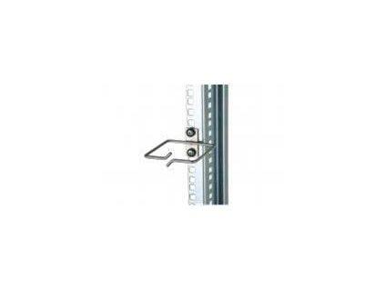 Vyvazovací háček 40x40 D2 kov centr.fix,čelní gate