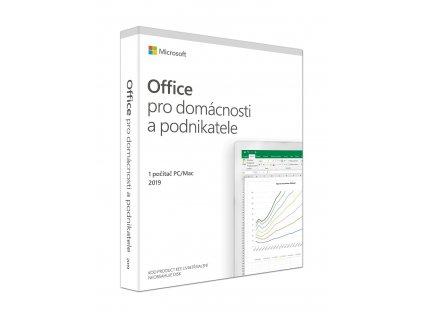 Office 2019 pro domácnosti a podnikatele P6 Win/Mac Eng