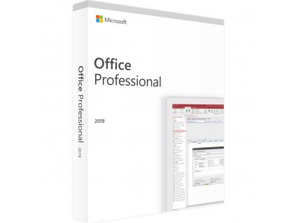 ESD Office Pro 2019 Mac/Win All Languages