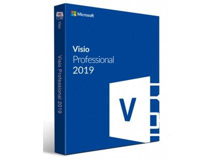 ESD Visio Pro 2019 All Languages