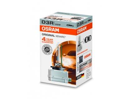 OSRAM xenonová výbojka D3R XENARC 12/24V 35W PK32d-6 4300K živ.3000h (Krabička 1ks) 66350