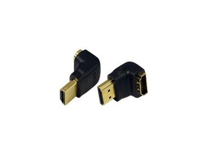 LOGILINK AH0007 LOGILINK - Úhlový adaptér HDMI samice - HDMI samec