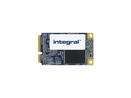 INTEGRAL SSD 128GB mSATA MO-300 SSD 480/400 Read/Write