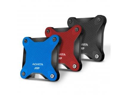 ADATA externí SSD SD600Q 240GB blue
