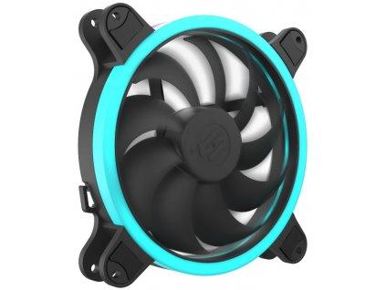 SilentiumPC ventilátor Sigma HP Corona RGB 140 / 140mm fan / RGB LED / ultratichý