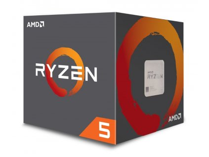 AMD Ryzen 5 1600 / Ryzen / LGA AM4 / max. 3,6 GHz / 6C/12T / 19MB / 65W TDP / BOX with Wraith Spire 95W