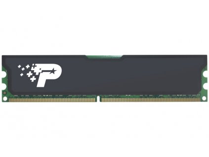 PATRIOT 2GB DDR2 800MHz / DIMM / CL6 / W/Blue HSSL / PC2-6400