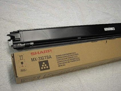 Sharp toner MX-31GTBA black