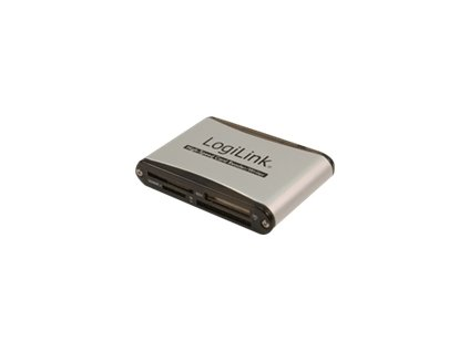 LOGILINK CR0001B LOGILINK - Externí čtečka paměťových karet USB 2.0 56v1