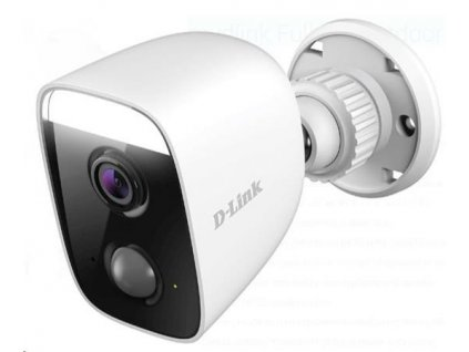 D-Link DCS-8627LH Full HD Outdoor Wi-Fi Spotlight Camera 1080p at 30 fps