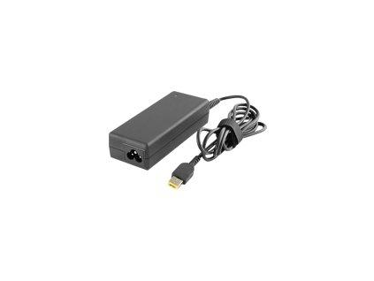 QOLTEC 50054 Qoltec Adaptér pro notebooky Lenovo 90W 20V 4.5A Slim tip +power cable