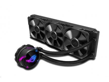 ASUS vodní chladič CPU AIO ROG STRIX LC 360, 3x120mm