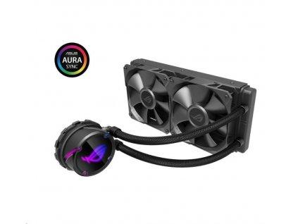 ASUS vodní chladič CPU AIO ROG STRIX LC 240, 2x120mm