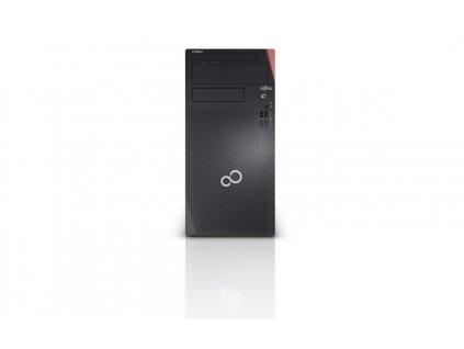 FUJITSU PC P5010 i7-10700 8GB 256NVMe 2xDisplayPort DVDRW WIFI 280W W10PRO, bez klávesnice