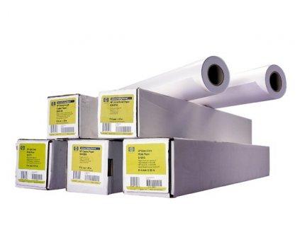 HP Universal Coated Paper-1524 mm x 45.7 m, 4.9 mil, 90 g/m2, Q1408B