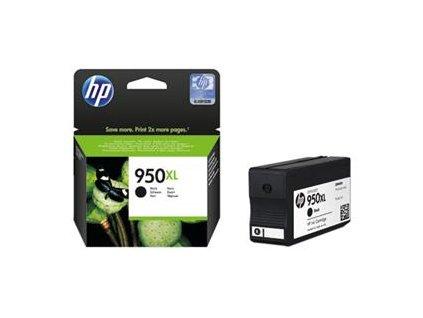 HP 950XL černá inkoustová kazeta, CN045AE