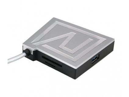 REMAX USB hub + SD card reader / Rhyden RU-U7 z USB