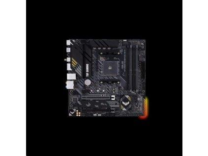 ASUS MB Sc AM4 TUF GAMING B550M-PLUS (WI-FI), AMD B550, 4xDDR4, 1xDP, 1xHDMI, WI-FI, mATX
