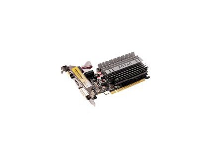 ZOTAC ZT-71115-20L ZOTAC GeForce GT 730 ZONE Edition Low Profile, 4GB DDR3 (64 Bit), HDMI, DVI, VGA