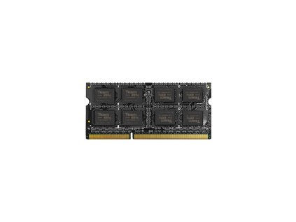 TEAM GROUP TED38G1333C9-S01 Team Group DDR3 8GB SODIMM 1333MHz CL9