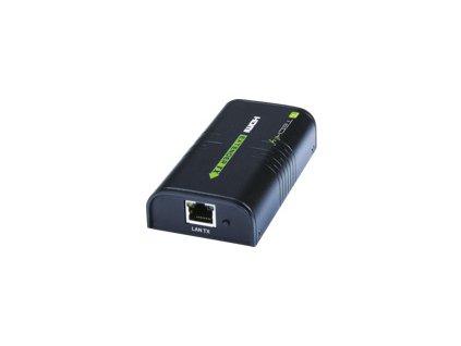 TECHLY 306011 Techly Přijímací modul pro HDMI extender over IP (P/N: 306004)
