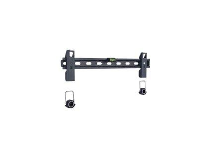 TECHLY 308855 Techly nástěnný držák pro TV LCD/LED/PDP 23-55 50 kg VESA slim černý