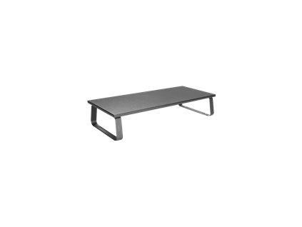 TECHLY Universal Desk Stand in Steel for Monitor/Laptop 12cm