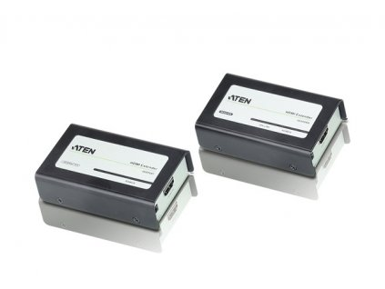ATEN VE-800A HDMI video extender přes CAT5e (1080p na 40m)