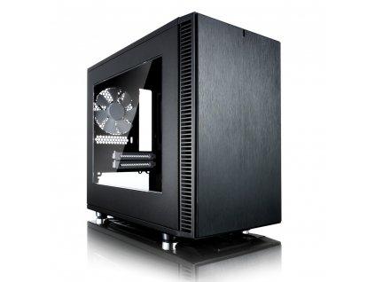 Fractal Design Define Nano S černá (okno)