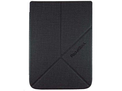 POCKETBOOK pouzdro pro Pocketbook 616, 627, 628, 632, 633/ tmavě šedé