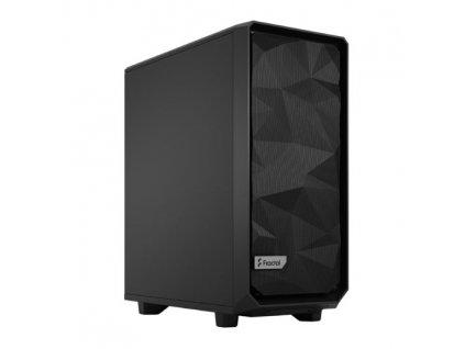 Fractal Design Meshify 2 Compact Black Solid